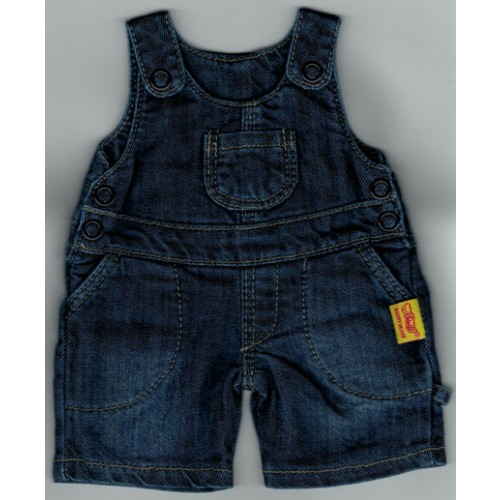 Demin Dungarees front side